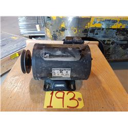 Yaskawa Electric Motor 1/2hp 110v