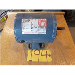 Brook A.C.Motor 3/4hp 208/230v