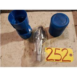 """ISO40 Shell Mill holder 1"""""""