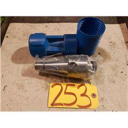 """ISO40 Shell Mill holder 1""""1/4"""