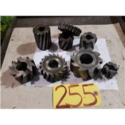 Assorted Shell Mill