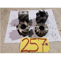 """Shell Mill 2""""1/2 (hole 1"""")"""