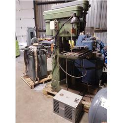 Aciera Industrial Double Press Drill with Transformator