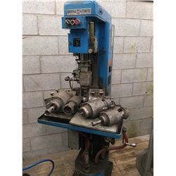 """Universal Automatic Taping Machine with 5 head 0-1""""1/4"""