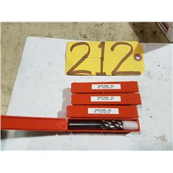 "Brand New ! MiniCut Solid Carbide End Mill 1/2"" 4fl. (54000-25460)"