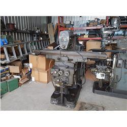 Victoria Milling Machine
