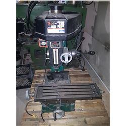 ZX SMC 30 Milling/Drilling Machine 220v