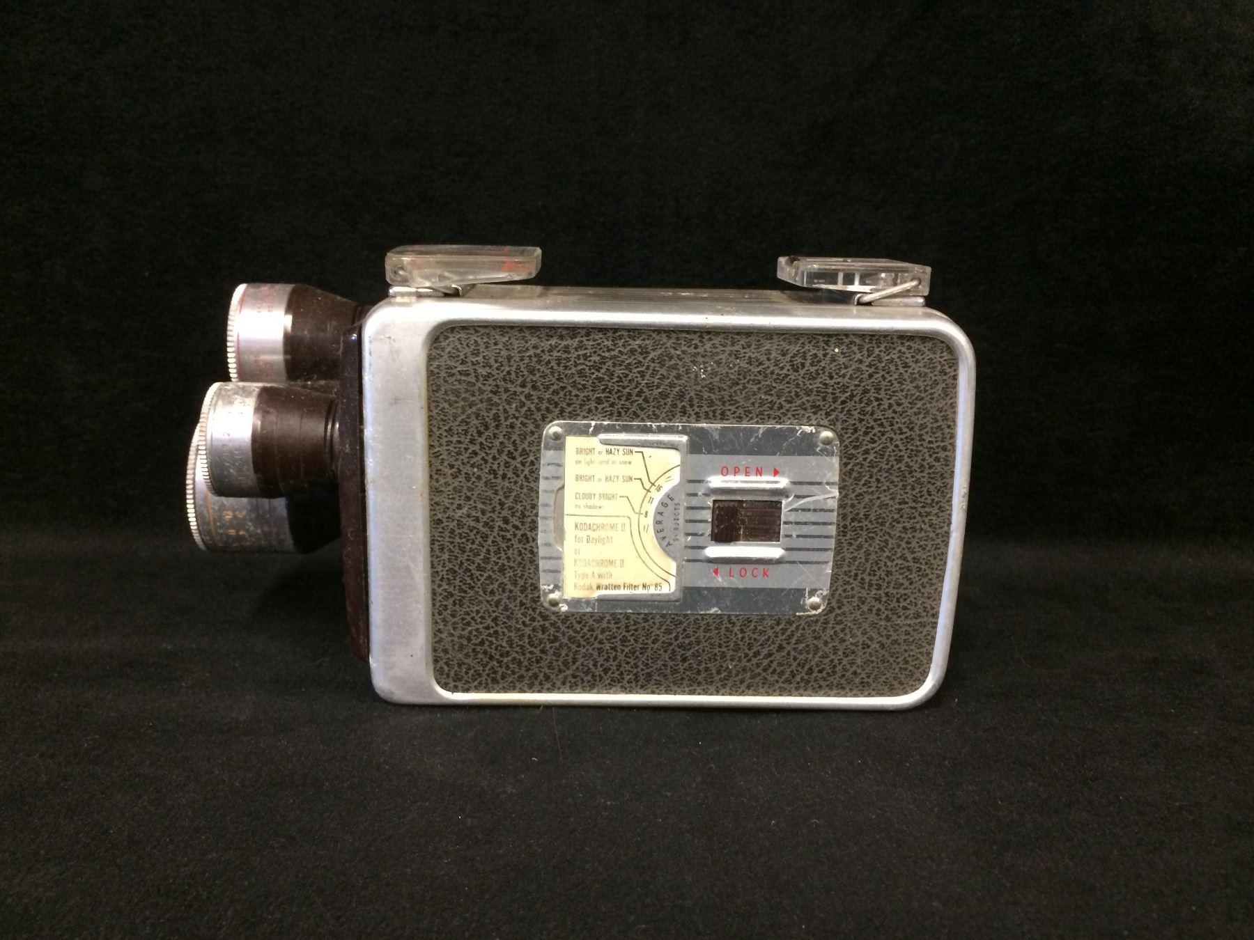 8Mm Vintage Camera vintage kodak brownie movie camera 8mm