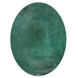 4.07 ctw Oval Emerald Parcel