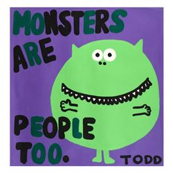 Monsters are People Too by Goldman