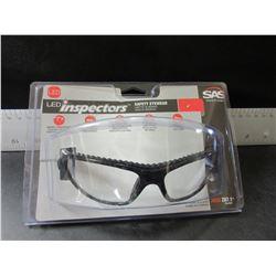 New LED Safety Glass Eyeware