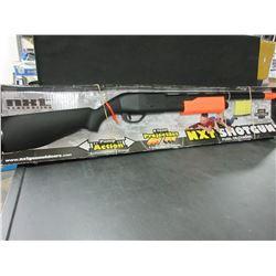 New TOY  NXT Pump Action shotgun / shoots foam projectiles