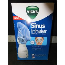New Vicks Sinus Inhaler / Helps alleviate congestion from allergies/ colds