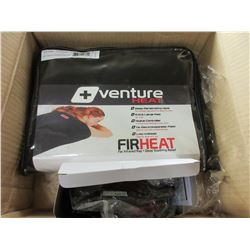 New Venture Heat Therapy Pad 26 x 36 / 4 settings 8 hr timer