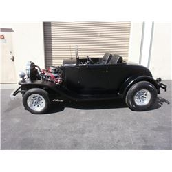 1929 Ford Model A Hot Rod Roadster