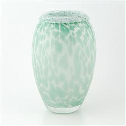 Vase Sculpture by Novaro (1943-2014)