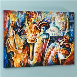Bottle Jazz III by Afremov, Leonid