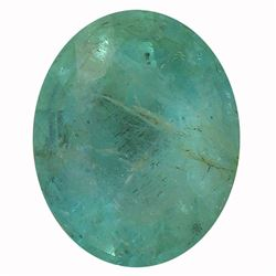 4.3 ctw Oval Emerald Parcel