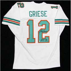 Bob Griese Autographed Jersey