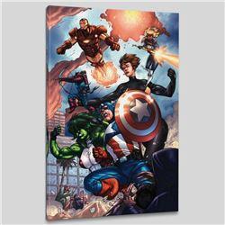 Avengers #84