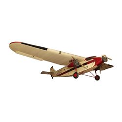 Huge Trans World Airline Model Airplane