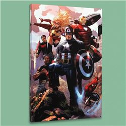 Avengers: The Children's Crusade #4 by Marvel Comics