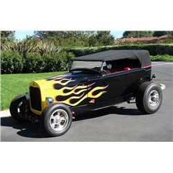 1931 FORD HIGHBOY PHAETON HOTROD