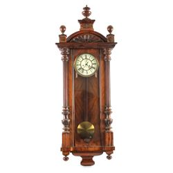 Antique English Wall Clock
