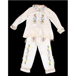 Buffalo Bill's Wild West Beaded Warriors Outfit