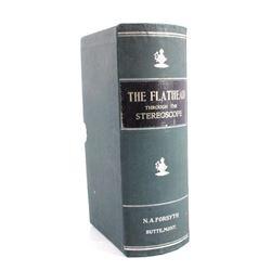 RARE Flathead Stereoview Set by N.A. Forsyth