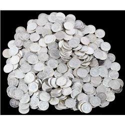 1,117 Grams of Pre-1964 Roosevelt Silver Dimes
