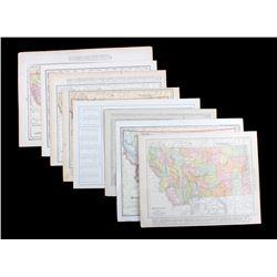 Montana Map Collection 1897-1935