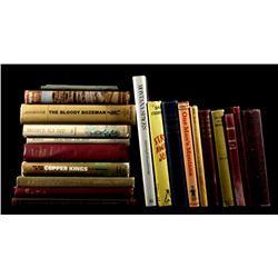 Montana Culture Hardbound Book Collection (20)