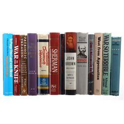 Civil War Generals & Battle Tales Book Collection