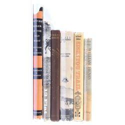 Tales of Mountain Men & Cowboy Book Collection (6)
