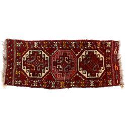 Persian Hand Woven Kazak Style Wool Rug