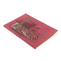 1906 Northern Pacific Yellowstone Wonderland Album