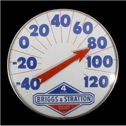 Briggs & Stratton Large Advertising Thermometer