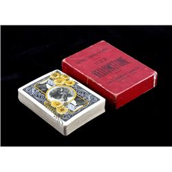 Game Of Yellowstone (National Park) Playing Cards
