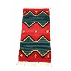 Zapotec Navajo Style Wool Rug