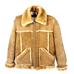 Sheplers Sheepskin Shearling Flight jacket
