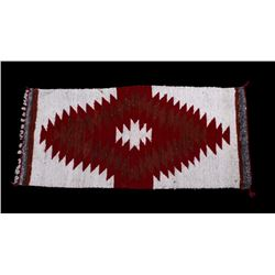 Navajo Salesman Sample Ganado Runner Rug