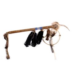 20th Century Native American Dance Wand