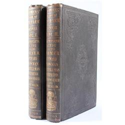 Stephens Book of the Farm Volume 1 & 2