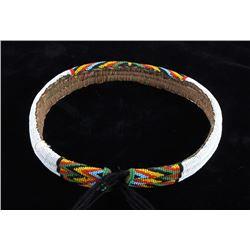Plains Indian Beaded Belt