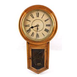 Early Waterbury Admiral Model Clock c. 1906
