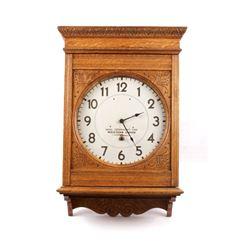 Western Union Self Winding Clock