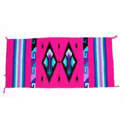 Navajo Style Zapotec Wool Rug