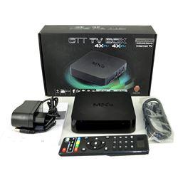 NEW OTT ANDROID TV BOX MULTIMEDIA GATEWAY