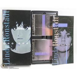 LINDA RONSTADT COLLECTOR 4CD BOX SET WITH BOOK